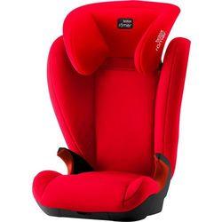 Britax Römer fotelik samochodowy KID II Black 2021, Fire Red