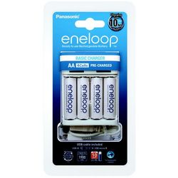 Panasonic Eneloop BQ-CC61 + 4 x R6/AA Eneloop 2000mAh