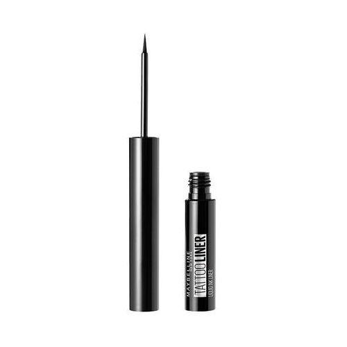 Eyelinery, smakeup.pl Tattoo Liner Liquid eyeliner w płynie 710 Ink Black Noir 2.5ml