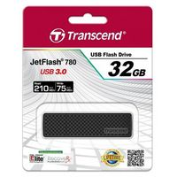 Flashdrive, Transcend JETFLASH 780 32GB USB3.0 210/75 MB/s Dual Channel