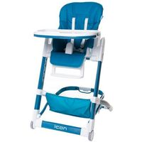 Krzesełka do karmienia, 4Baby krzesełko do karmienia Icon navy blue - BEZPŁATNY ODBIÓR: WROCŁAW!