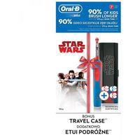 Szczoteczki do zębów, Szczoteczka rotacyjna ORAL-B Kids D12 Star Wars + TC