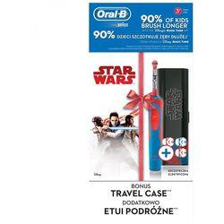 Szczoteczka rotacyjna ORAL-B Kids D12 Star Wars + TC