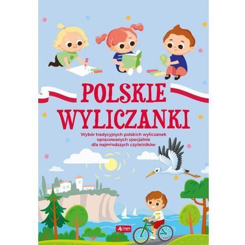 Książki dla dzieci, Polskie wyliczanki (opr. twarda)