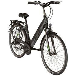 Rower elektryczny KAWASAKI Trekking Lady KX-E-TREKLADY51 Czarny