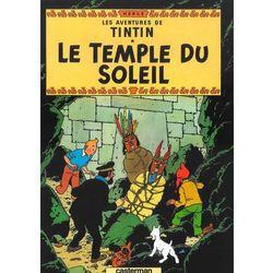 Tintin Le Temple du soleil - Wysyłka od 3,99 - porównuj ceny z wysyłką (opr. twarda)