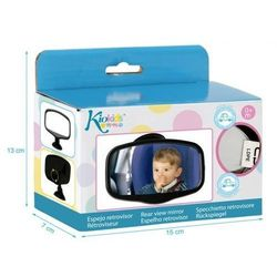 Prostokątne lusterko wsteczne do obserwacji dziecka - KioKids