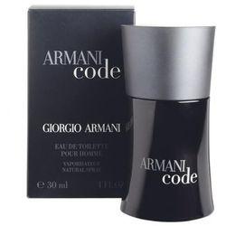 Giorgio Armani Black Code Men 30ml EdT