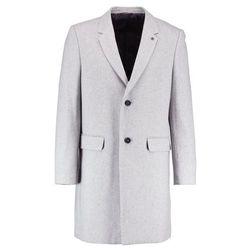 Burton Menswear London CHESTERFIELD Płaszcz wełniany /Płaszcz klasyczny grey