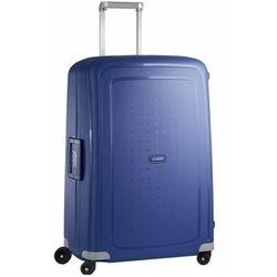SAMSONITE walizka duża L twarda kolekcja S'CURE 4 koła polipropylen HS zamek szyfrowy TSA