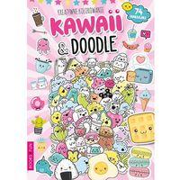 Kolorowanki, Kawaii i Doodle Kreatywne kolorowanie - Jeśli zamówisz do 14:00, wyślemy tego samego dnia.