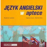 Książki medyczne, Język angielski w aptece (opr. twarda)