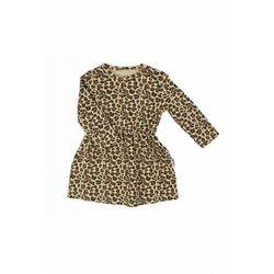 Sukienka dziecięca dzianinowa 6K39B5 Oferta ważna tylko do 2023-11-17