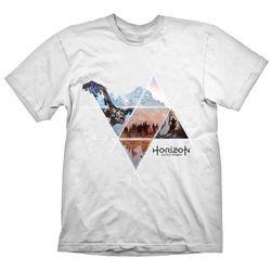 T-shirt męski Horizont Zero Dawn Vast Lands, L - BEZPŁATNY ODBIÓR: WROCŁAW!