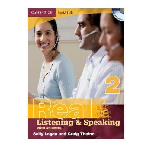 Książki do nauki języka, Cambridge English Skills Real Listening & Speaking 2 Paperback with Answers and Audio CDs (2) (opr. miękka)