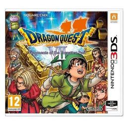 Dragon Quest VII: Fragments of the Forgotten Past - Nintendo 3DS - RPG