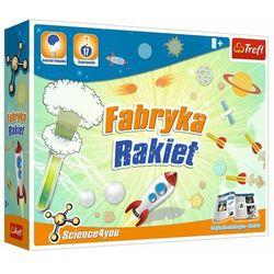 SCIENCE4YOU Fabryka Rakiet - duży zestaw - Trefl