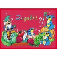 Książki dla dzieci, Zagadki - Warzywa - duże
