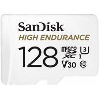 Karty pamięci, Karta pamięci SANDISK microSDXC 128GB DARMOWY TRANSPORT