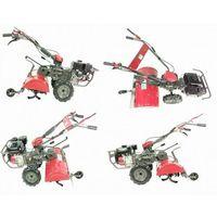 Maszyny i części rolnicze, Glebogryzarka kultywator Holida WMX620 7KM - praca noży w dwóch kierunkach