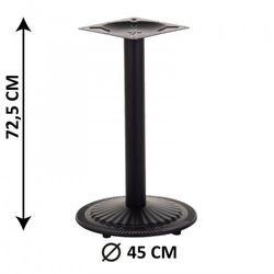 Podstawa stolika SH-4004-1/B (stelaż stolika), kolor czarny