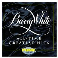 Pozostała muzyka rozrywkowa, Barry White - All Time Greatest - Barry White (Płyta CD)