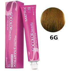 Matrix SOCOLOR BEAUTY farba do włosów 90ml, Matrix SOCOLOR farba 90ml - 6G SZYBKA WYSYŁKA infolinia: 690-80-80-88