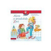 Książki dla dzieci, Alarm w przedszkolu Zuzi (opr. miękka)