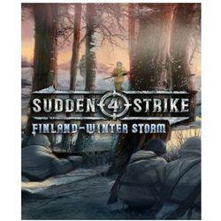 Sudden Strike 4 Finland Winter Storm (PC)