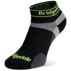 Skarpety Bridgedale Ultralight T2 Merino Sport Low - black