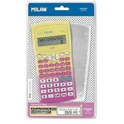 Kalkulator naukowy M240 Sunset żółto różowy MILAN