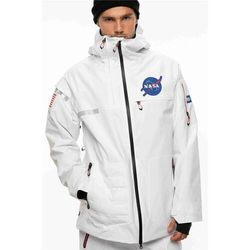 kurtka 686 - Mns Nasa Exploration Thrma Jkt White (WHT)