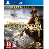 Gry PS4, Tom Clancy's Ghost Recon Wildlands (PS4)