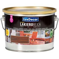LUXDECOR- lakierobejca do drewna, orzech, 2.5l