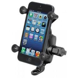 Ram Mounts Uchwyt X-Grip™ montowany do uchwytu lusterka w motocyklu