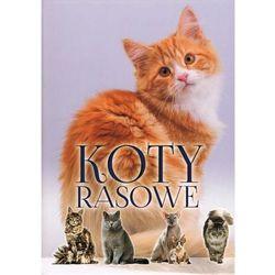 Koty rasowe - Opracowanie zbiorowe (opr. twarda)