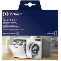 Odkamieniacz i Odtłuszczacz ELECTROLUX Clean&Care do pralek i zmywarek (12 szt.) + Zamów z DOSTAWĄ JUTRO!