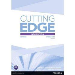 Cutting Edge New Edition Starter. Ćwiczenia z Kluczem + Audio Online (opr. miękka)