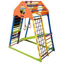 Wielofunkcyjny plac zabaw dla dzieci inSPORTline Kindwood Set Plus