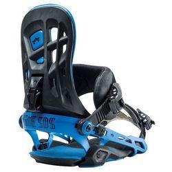 Wiązania snowboardowe Rome 390 Boss (blue) 2019