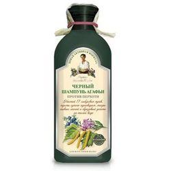 Szampon ziołowy czarny - przeciwłupieżowy