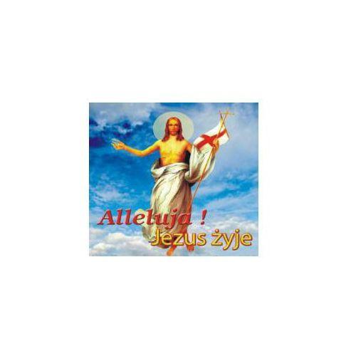 Muzyka religijna, Alleluja! Jezus żyje! - płyta CD Wyprzedaż 01/19 (-22%)