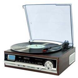 Gramofon CAMRY CR 1114 kolor brązowy