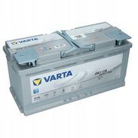 Akumulatory samochodowe, Akumulator VARTA 605901095D852
