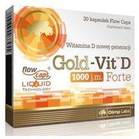 Witaminy i minerały, OLIMP Gold-Vit D Forte 1000 - 30 kaps.