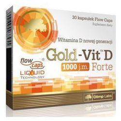 OLIMP Gold-Vit D Forte 1000 - 30 kaps.