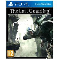 Gry na PS4, The Last Guardian (PS4)