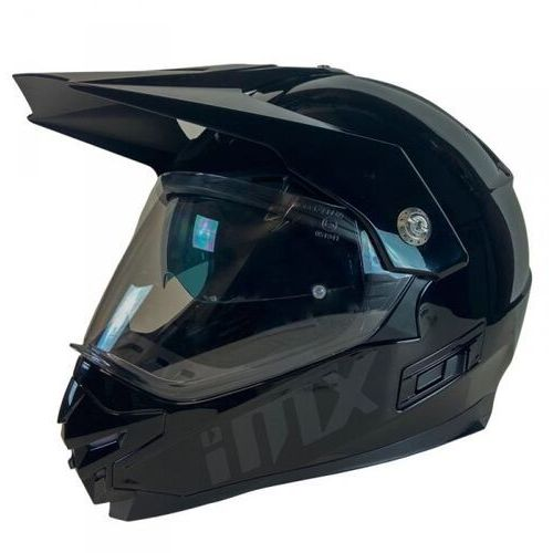 Kaski motocyklowe, Imx kask off-road mxt-01 pinlock ready black