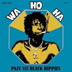 Pazy & The Black Hippies - Wahoha -Digi-