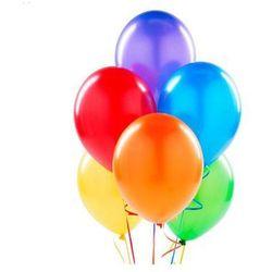 Balony lateksowe duże - 12 cali - kolorowe - 100 szt.